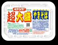 『ペヤング ソースやきそば 超大盛』税別220円 発売日:2004年8月27日