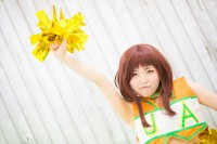『acosta!(アコスタ)@大阪南港ATC SUPER!』コスプレイヤー・お澪さん<br>(『僕のヒーローアカデミア』麗日お茶子)