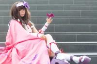 『acosta!(アコスタ)@大阪南港ATC SUPER!』コスプレイヤー・Heidiさん<br>(『Fate/Grand Order』刑部姫)