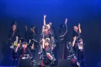 『長良グループ×DMM VR THEATER ジョイントライブ』に出演した民謡ガールズ