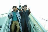 映画『虹色デイズ』メイキング写真
