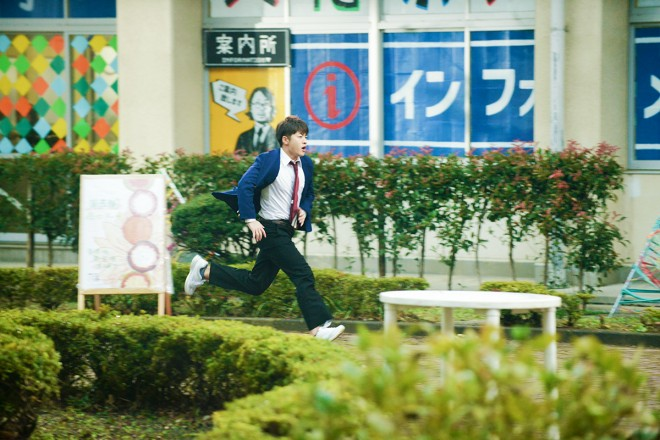 【独占公開】映画『虹色デイズ』メイキング写真