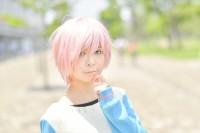 『コスプレ博inプラザ平成』コスプレイヤー・とうまさん<br>(『A3!』向坂 椋)
