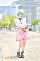 『コスプレ博inプラザ平成』コスプレイヤー・妙さん<br>(『A3!』瑠璃川幸)