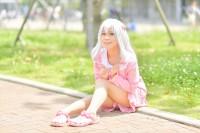 『コスプレ博inプラザ平成』コスプレイヤー・な乃さん<br>(『エロマンガ先生』和泉紗霧)