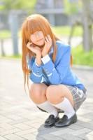 『コスプレ博inプラザ平成』コスプレイヤー・★キリ☆さん<br>(『あんさんぶるスターズ!』あんず)