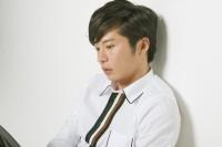 田中圭『健康で文化的な最低限度の生活』インタビュー(写真:逢坂 聡)