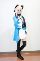 『ガタケット158』コスプレイヤー・かんづめさん<br>(『Fate/Grand Order』沖田総司)