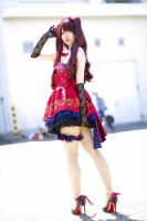 『ガタケット158』コスプレイヤー・あさなさん<br>(『アイドルマスターシンデレラガールズ』一ノ瀬志希)