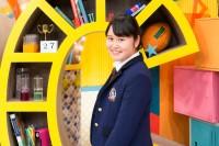 『青春高校3年C組』生徒:大下美瑠 16歳(千葉県)こじるり系女子、あだ名はパーシー(機関車トーマス)