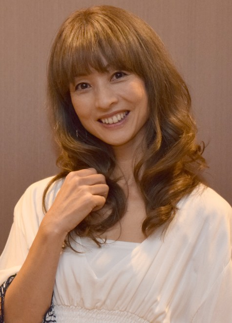 タレントでヨガインストラクターの花田美恵子さん(49)。かねてより交際していた男性と結婚したことを報告