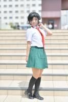 『COSSAN at 高田馬場,東京富士大学』コスプレイヤー・さきあさん<br>(『僕のヒーローアカデミア』八百万百)