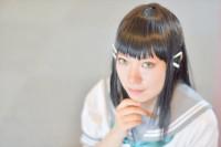 『COSSAN at 高田馬場,東京富士大学』コスプレイヤー・ソラトさん<br>(『ラブライブ!サンシャイン!!』黒澤ダイヤ)