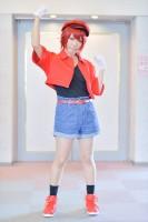 『COSSAN at 高田馬場,東京富士大学』コスプレイヤー・Lenyaさん<br>(『はたらく細胞』赤血球)