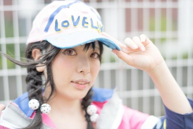 『ラブライブ!』矢澤にこ(柚木 春さん)