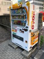 ダイドードリンコ株式会社が行う、『レンタルアンブレラ』設置自販機