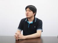 ホラーコンテンツの可能性について語った株式会社 闇 頓花聖太郎氏