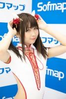 『サンクプロジェクト×ソフマップ』コスプレイヤー・んねさか亜里沙さん<br>(チャイナ服)