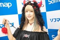 『サンクプロジェクト×ソフマップ』コスプレイヤー・Yue7-ゆえる-さん<br>(モンスター)