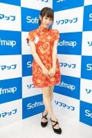 『サンクプロジェクト×ソフマップ』コスプレイヤー・春風もえさん<br>(チャイナ服)