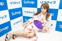 『サンクプロジェクト×ソフマップ』コスプレイヤー・なまえちゃんさん<br>(浴衣)
