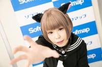 『サンクプロジェクト×ソフマップ』コスプレイヤー・さちさん<br>(セーラー服)
