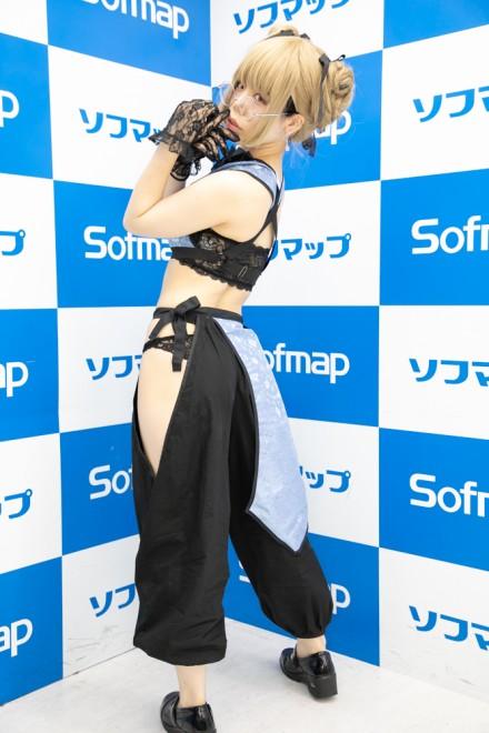 『サンクプロジェクト×ソフマップ』コスプレイヤー・れいはさん<br>(オリジナル)