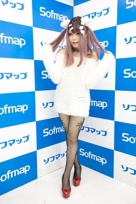 『サンクプロジェクト×ソフマップ』コスプレイヤー・L8-eluha-さん<br>(オリジナル)
