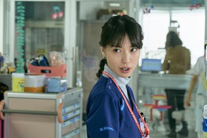『劇場版コード・ブルー −ドクターヘリ緊急救命−』戸田恵梨香