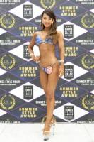 『SUMMER STYLE AWARD JAPAN OPEN』ベティ・アマチュア部門で優勝した西未央さん