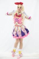 『コスプレ博inTFT 夏スペシャル』コスプレイヤー・のんさん<br>(『アイカツ!』星宮いちご)