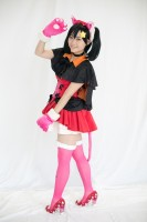 『コスプレ博inTFT 夏スペシャル』コスプレイヤー・桜田るかさん<br>(『ラブライブ!』矢澤にこ)