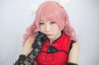 『コスプレ博inTFT 夏スペシャル』コスプレイヤー・雪市さん<br>(『プリンセス・プリンセス』豊 実琴)