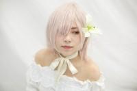 『コスプレ博inTFT 夏スペシャル』コスプレイヤー・せろりさん<br>(『Fate/Grand Order』マシュ・キリエライト)