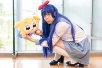 『コスプレ博 in プラザ平成 9月2日開催』コスプレイヤー・もかりすさん<br>(『ポプテピピック』ピピ美)