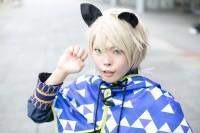 『コスプレ博 in プラザ平成 9月2日開催』コスプレイヤー・のまさん<br>(『A3!』三好一成)