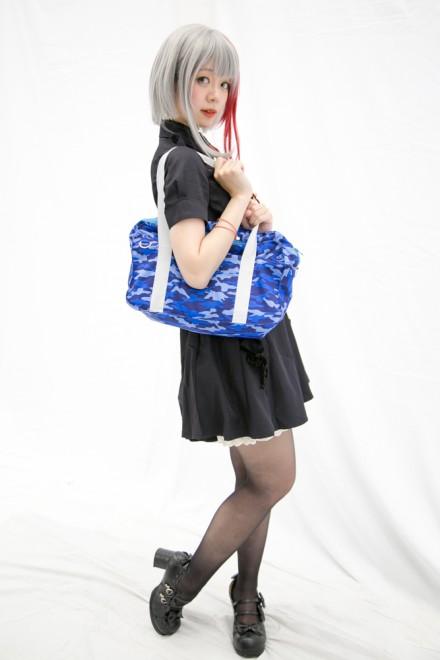 『コスプレ博inTFT 夏スペシャル』コスプレイヤー・てうさん<br>(『アズールレーン』アドミラル・グラーフ・シュペー)