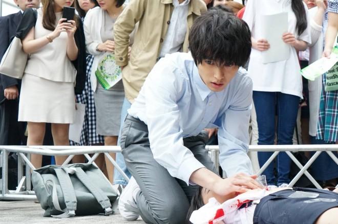 ドラマ『グッド・ドクター』第1話 山崎賢人演じる自閉症の研修医・新堂湊