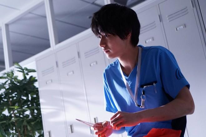 ドラマ『グッド・ドクター』第3話 新堂湊(山崎賢人)
