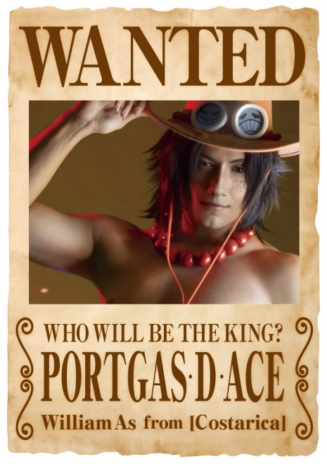 『ONE PIECE COSPLAY KING GRAND PRIX』ファイナリスト