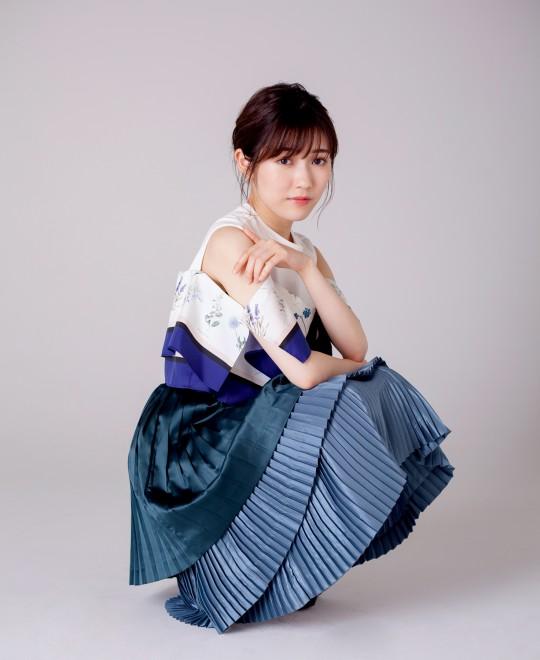 渡辺麻友 撮影/TAKU KATAYAMA