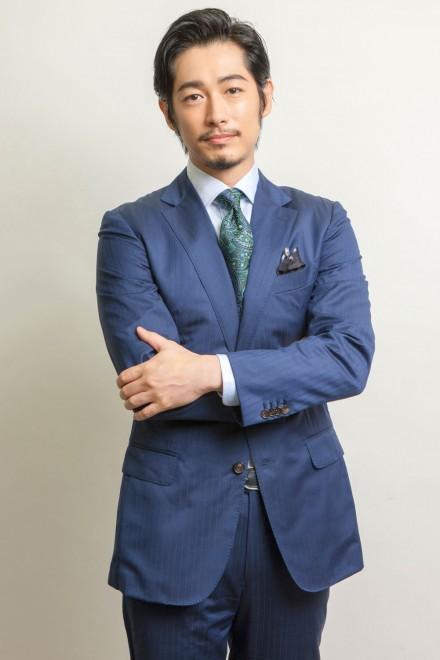 「第12回コンフィデンスアワード・ドラマ賞」で主演男優賞を受賞したディーン・フジオカ (撮影:逢坂聡)