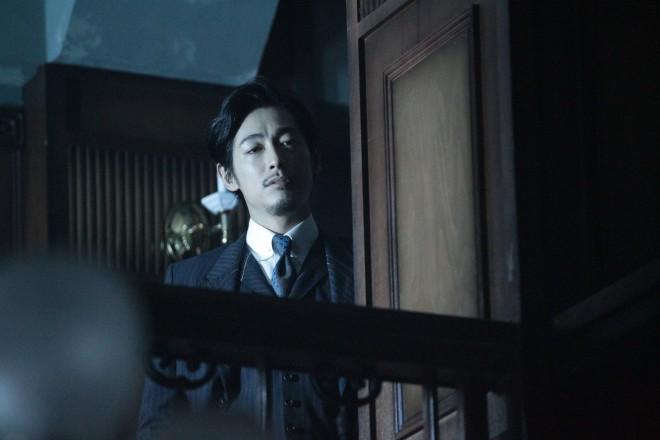 木曜劇場『モンテ・クリスト伯-華麗なる復讐-』より(C)フジテレビ