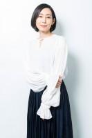 「第12回コンフィデンスアワード・ドラマ賞」で助演女優賞を受賞した木村多江 (撮影:鈴木かずなり)