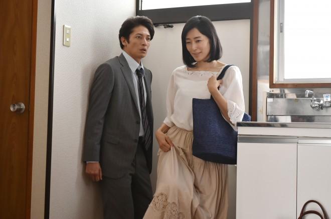 金曜ドラマ『あなたには帰る家がある』より (C)TBS
