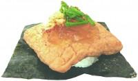 『ダレトク!?』没メニューレストランで今年復活、くら寿司の「きつねうどん風にぎり」