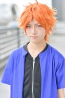 『acosta!(アコスタ)@さいたまスーパーアリーナTOIRO』コスプレイヤー・睦希さん<br>(『A3!』皇天馬)