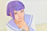 『acosta!(アコスタ)@さいたまスーパーアリーナTOIRO』コスプレイヤー・じぇんさん<br>(『ドキドキ!プリキュア』剣崎真琴)