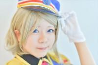 『acosta!(アコスタ)@さいたまスーパーアリーナTOIRO』コスプレイヤー・黒夢さん<br>(『ラブライブ!』渡辺曜)