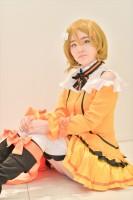 『acosta!(アコスタ)@さいたまスーパーアリーナTOIRO』コスプレイヤー・かずささん<br>(『ラブライブ!』小泉花陽)